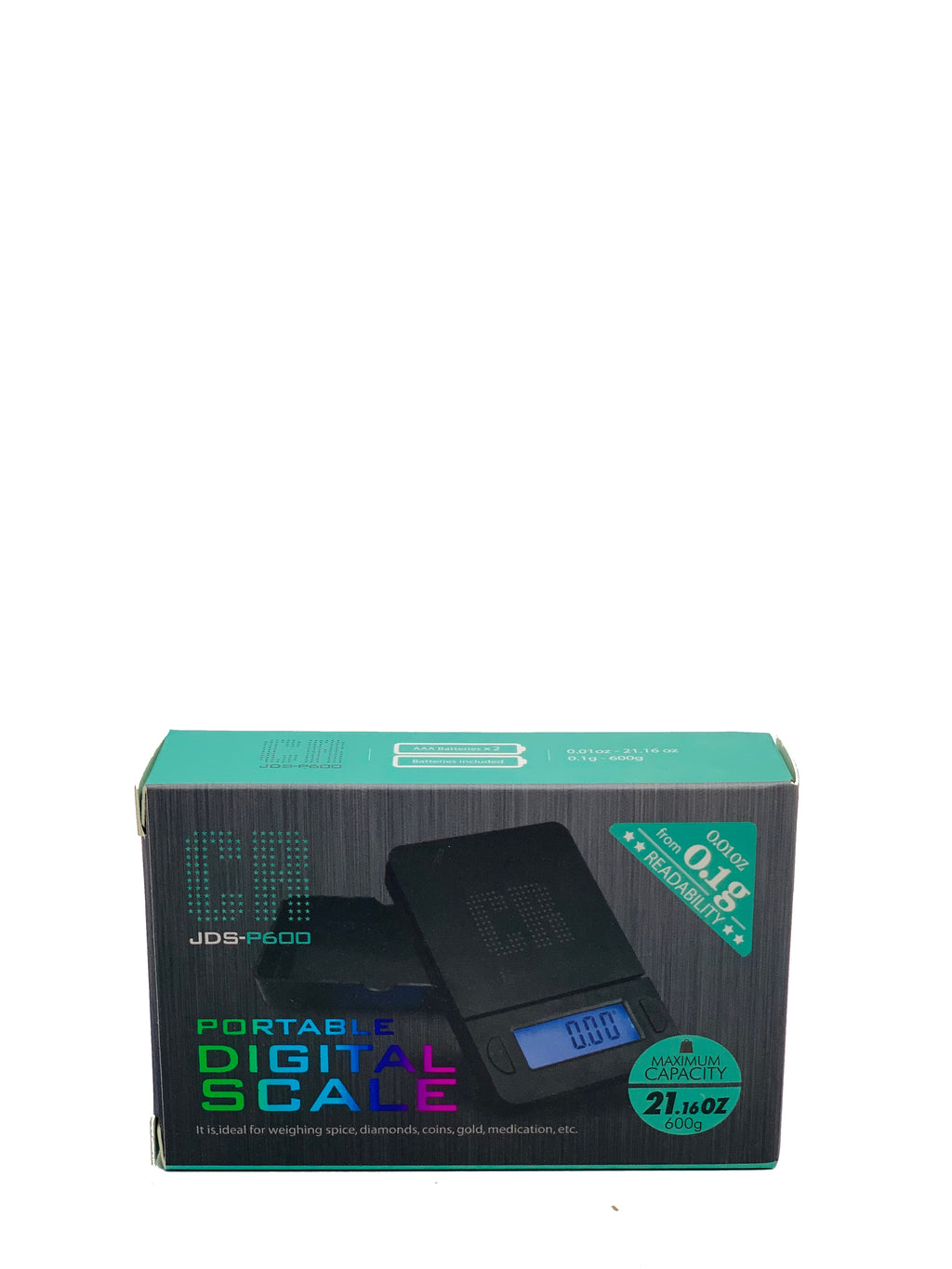 CR DIGITAL SCALE JDS-P600 0.1G