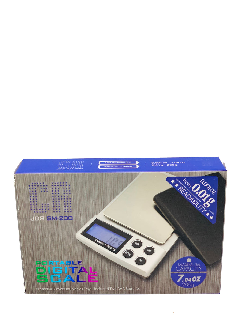 CR DIGITAL SCALE JDS-SM200 0.01G