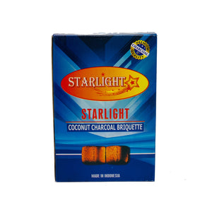 STARLIGHT COCONUT CHARCOAL BRIQUETTE
