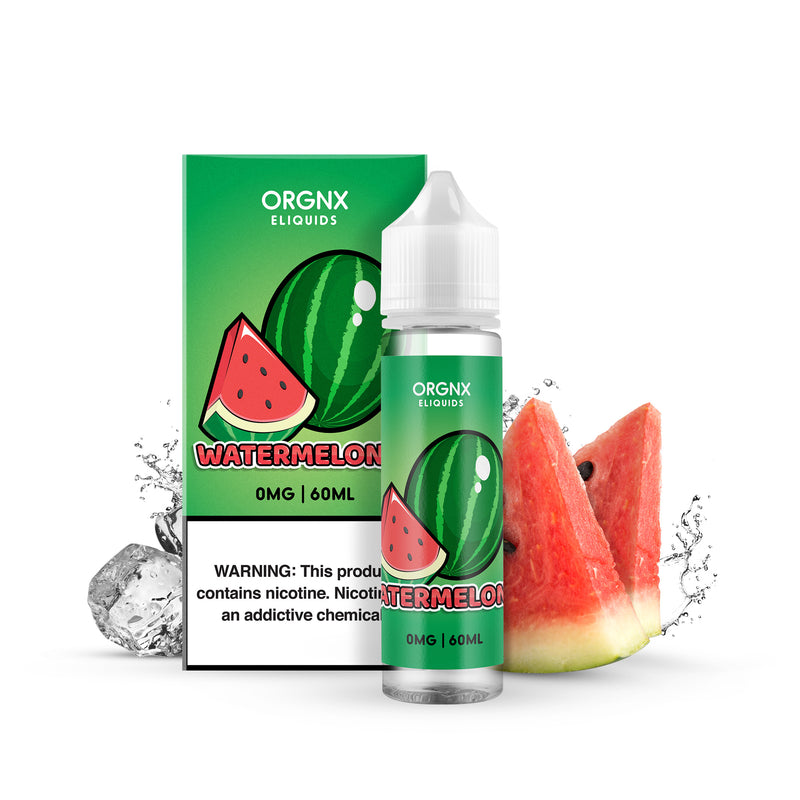 ORGNX WATERMELON  ICE   60ML