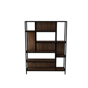 Venice Display unit (Walnut_Black)