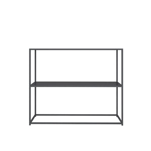 Cambria Display unit with Metal frame (Slate grey)