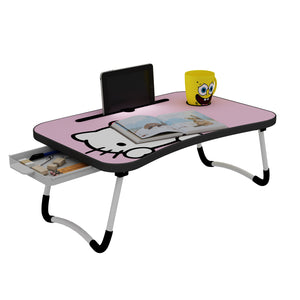 Sergio Multi-Purpose Kids Table With Tray (Pink)