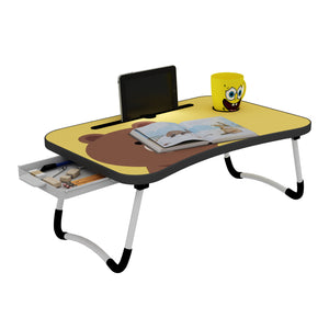 Sergio Multi-Purpose Kids Table With Tray (Yellow)