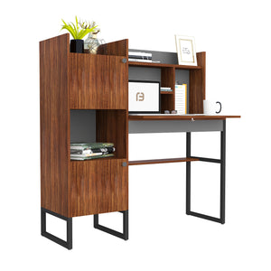 Savio Study Table (Without Under Storage)