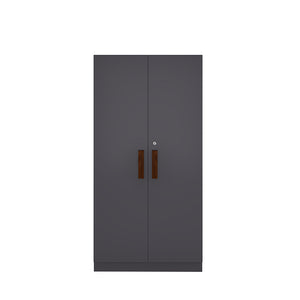 Two Door Wardrobe (Only Shelves -1600 mm )