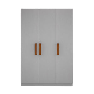 Three Door Wardrobe (Only Shelves)