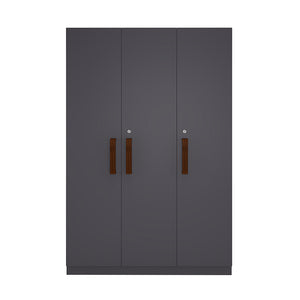 Three Door Wardrobe (Drawers)