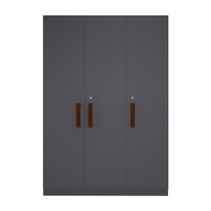 Three Wardrobe (Only Shelves + Locker)
