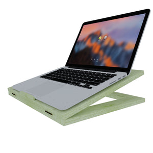 Furbo Portable Laptop Stand (Greenwood)