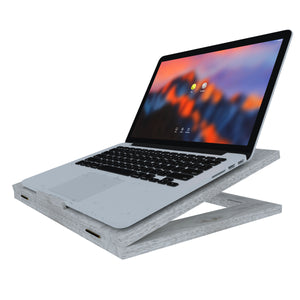 Furbo Portable Laptop Stand (Grey)