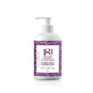 18 In 1 Blonde Intense Violet Treatment Mask 500ml - Haircare Superstore
