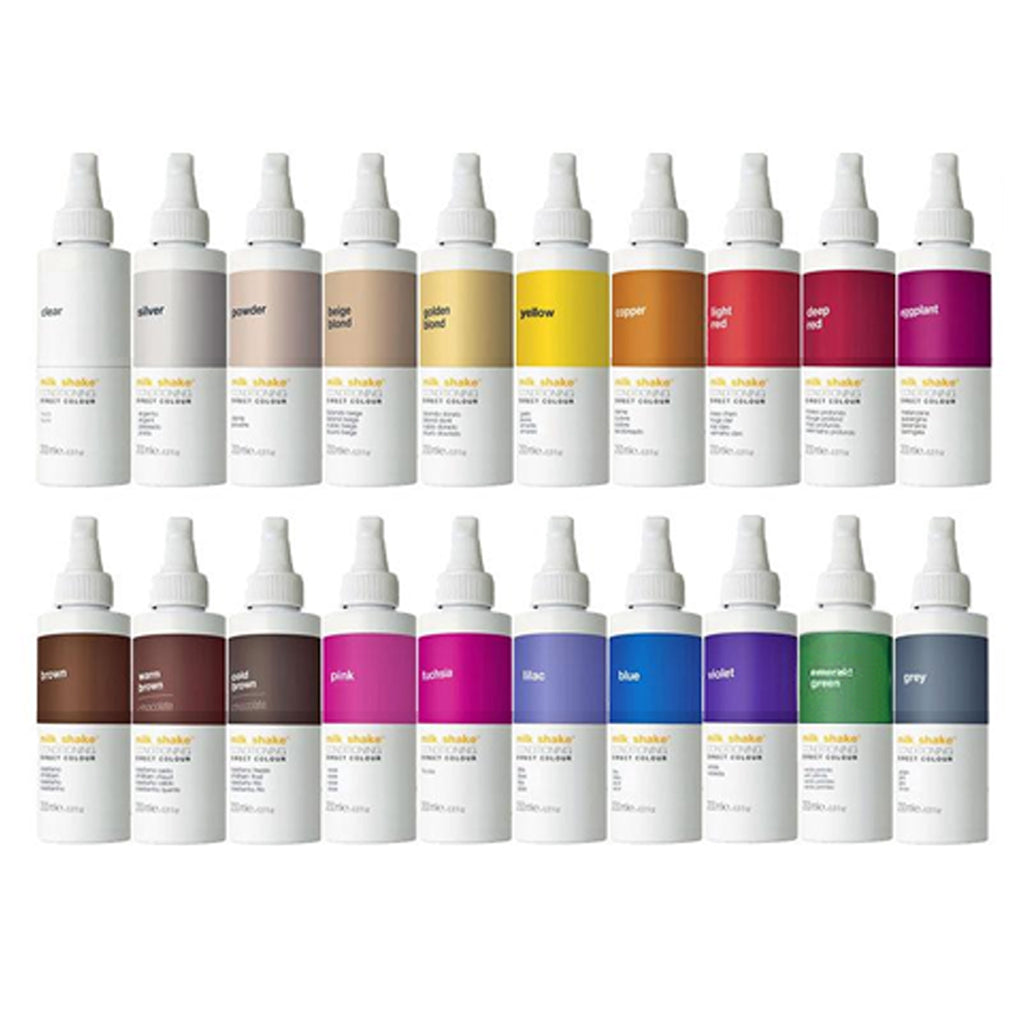 milk shake Conditioning Direct Colour Range 100ml - Haircare Superstore