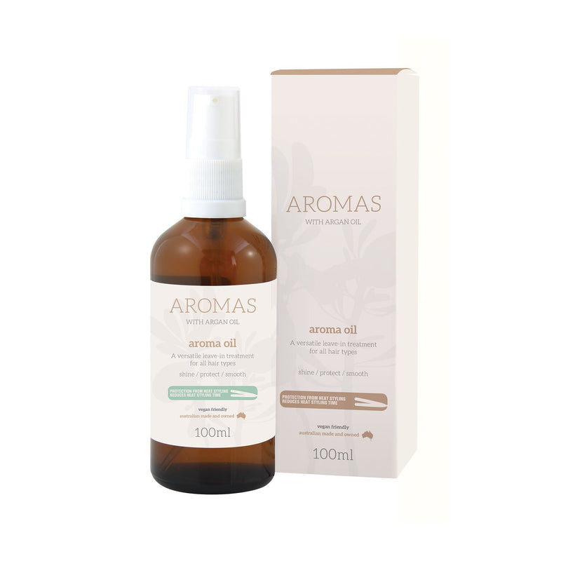Aromas Oil Pump with Argan Oil - Haircare Superstore