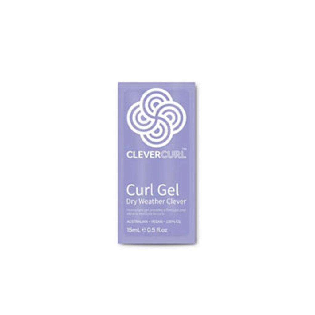 Clever Curl Dry Weather Gel Sample Sachet - Haircare Superstore