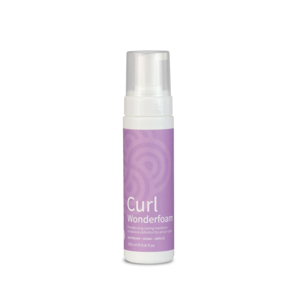 Clever Curl Wonderfoam - Haircare Superstore