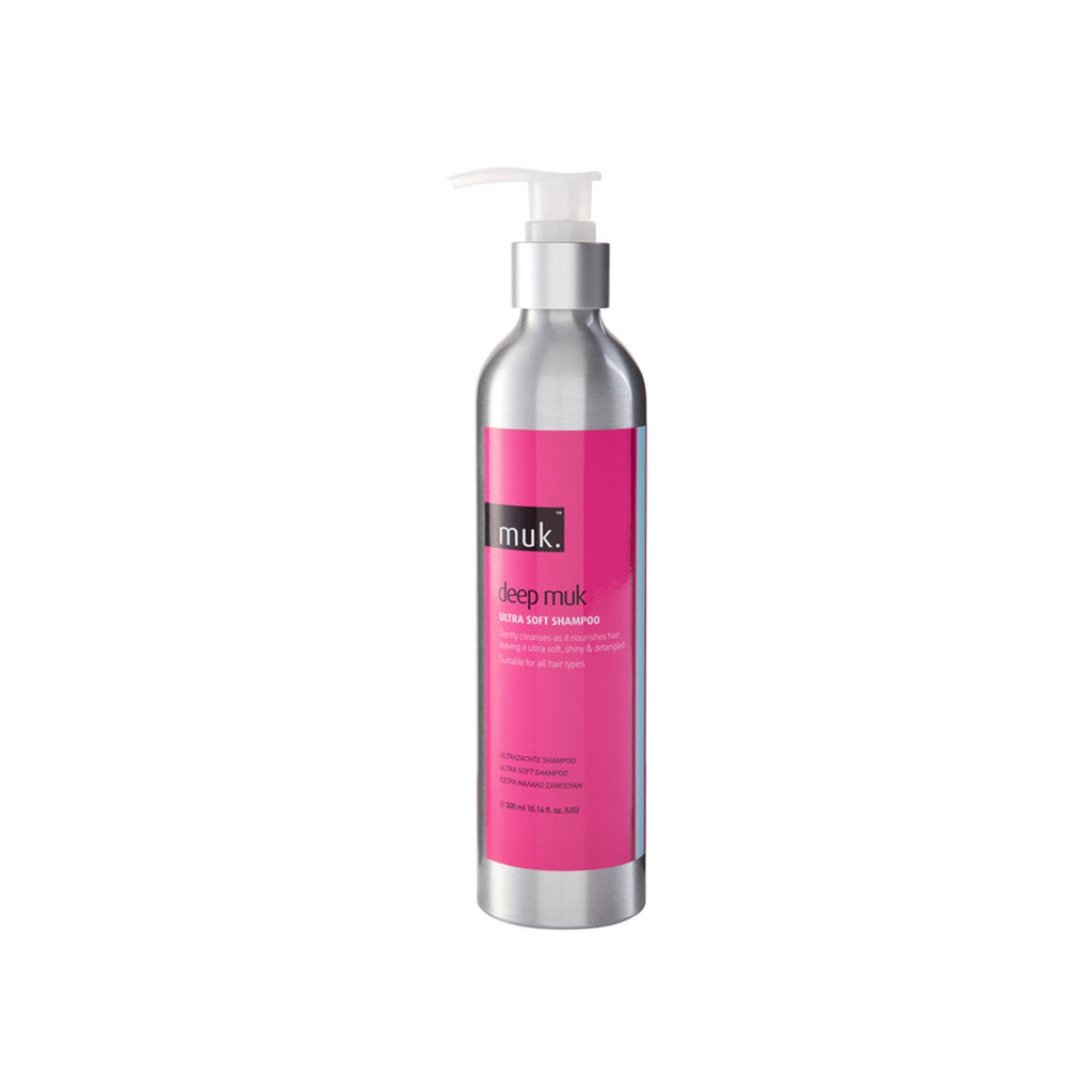 Deep muk Ultra Soft Shampoo - Haircare Superstore