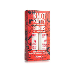 JUUCE Knot Knitty Head Lice Treatment Duo - Haircare Superstore