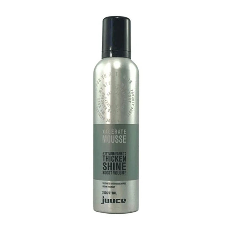 Juuce Xagerate Mousse - Haircare Superstore