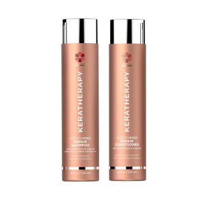 Keratherapy Keratin Fix Repair Shampoo and Conditioner Duo - Haircare Superstore