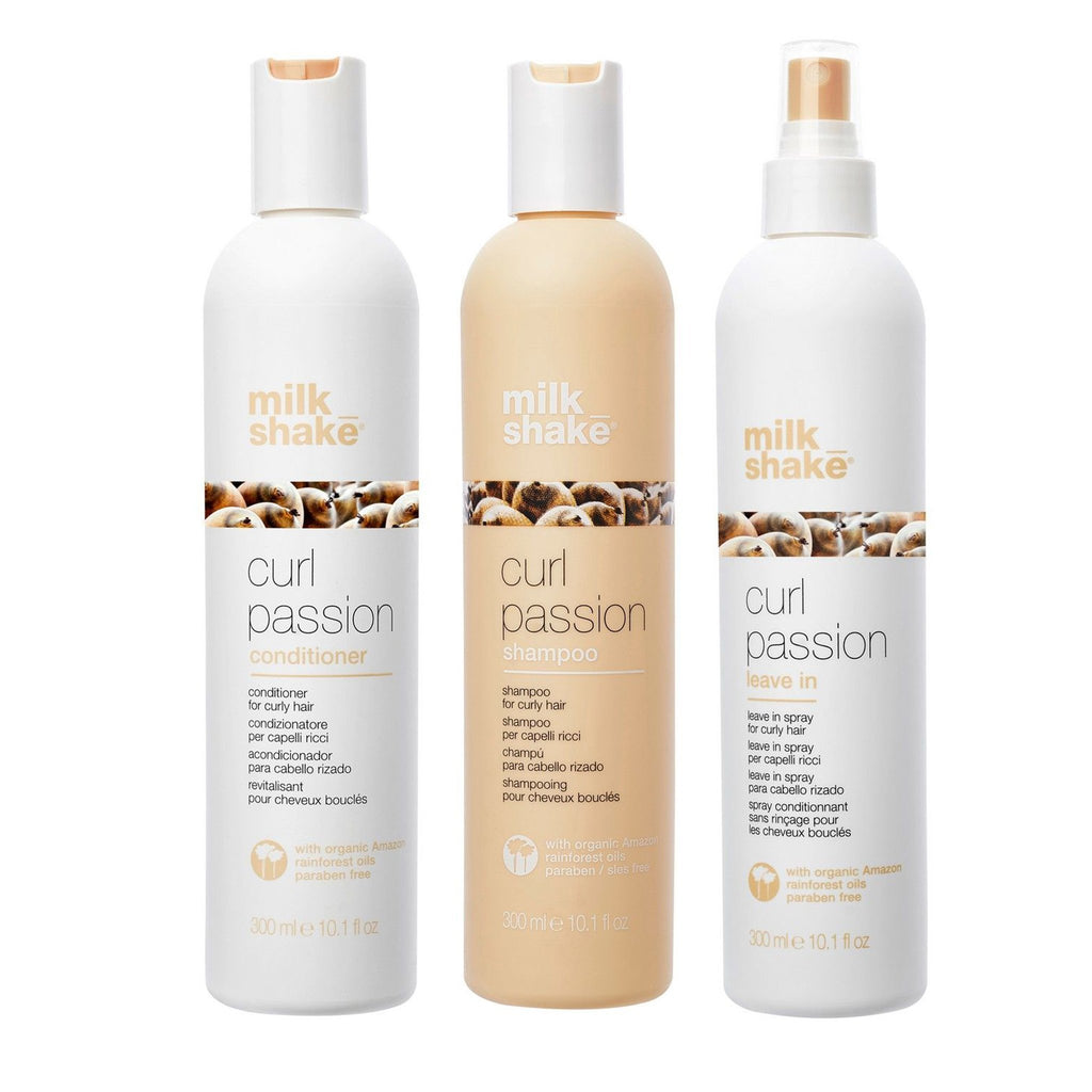milk shake Curl Passion Trio - Haircare Superstore