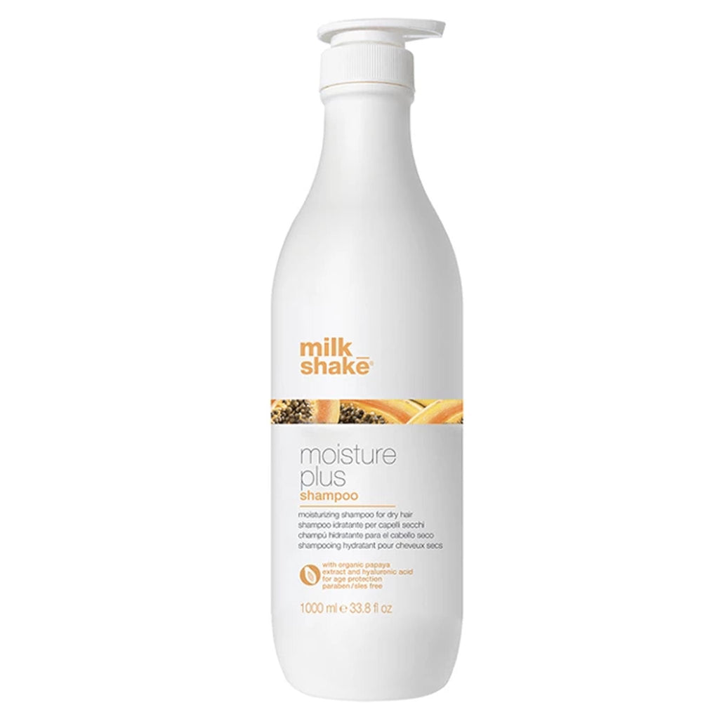 milk shake Moisture Plus Shampoo 1 Litre - Haircare Superstore