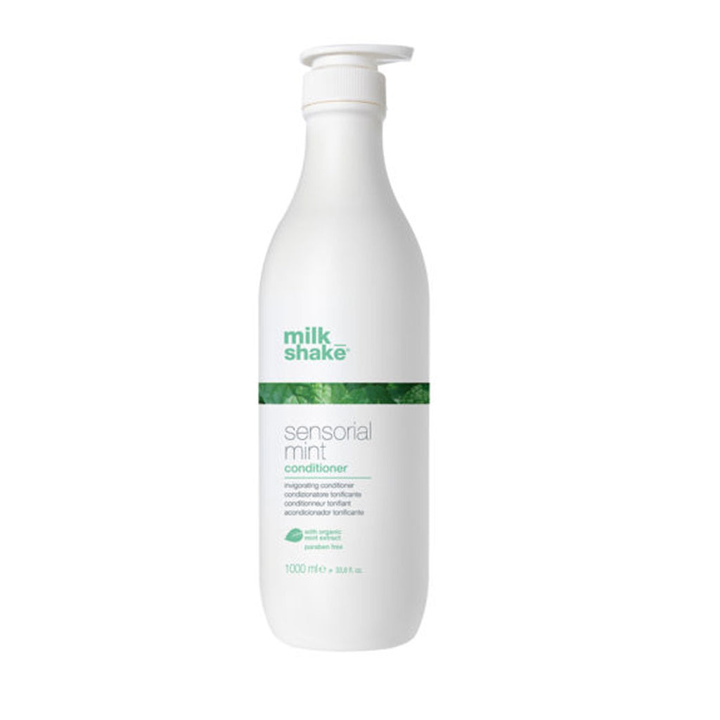 milk shake Sensorial Mint Conditioner 1 Litre - Haircare Superstore