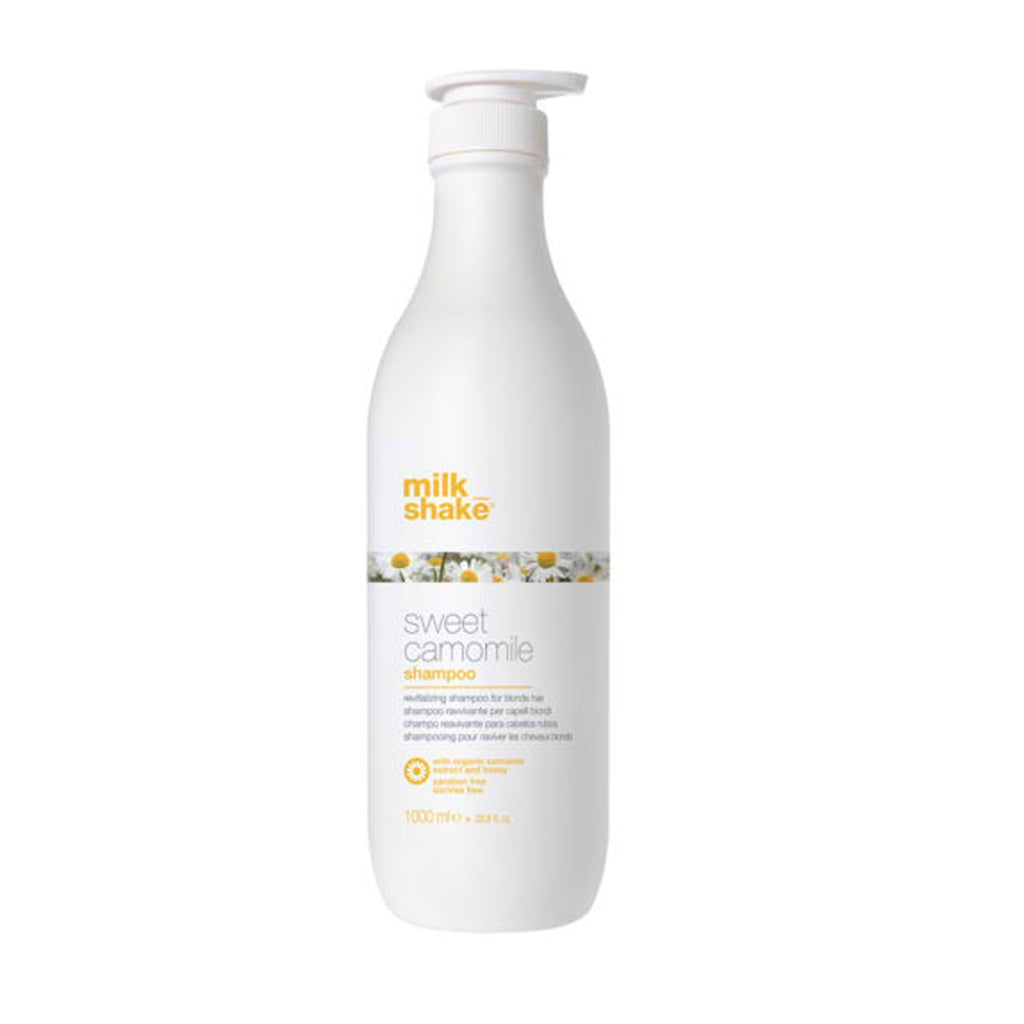 milk shake Sweet Camomile Shampoo 1 Litre - Haircare Superstore