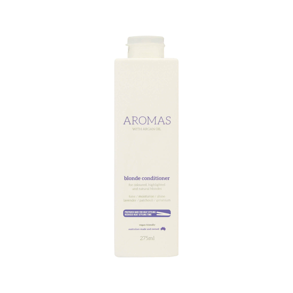 NAK Aromas Blonde Conditioner with Argan Oil - Haircare Superstore