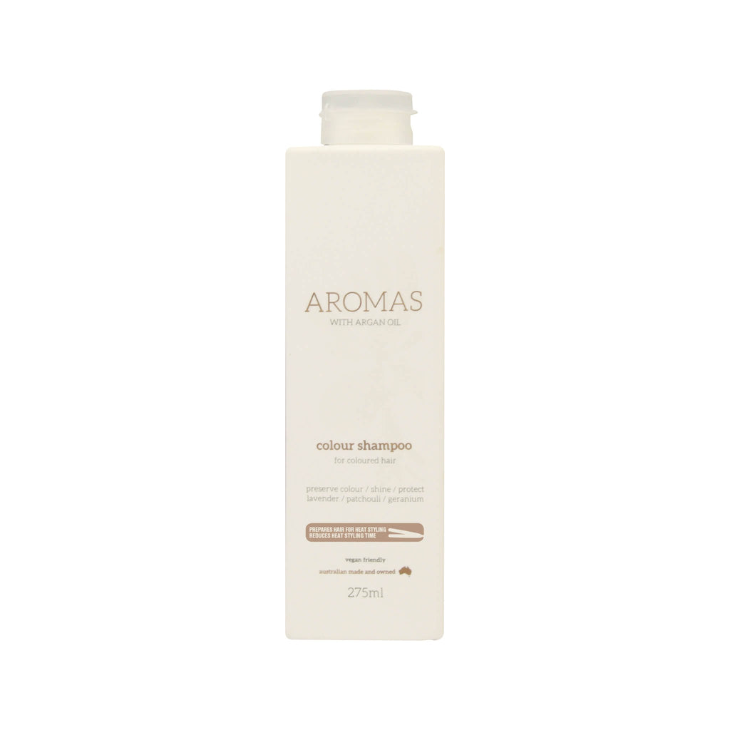 NAK Aromas Colour Shampoo with Argan Oil - Haircare Superstore