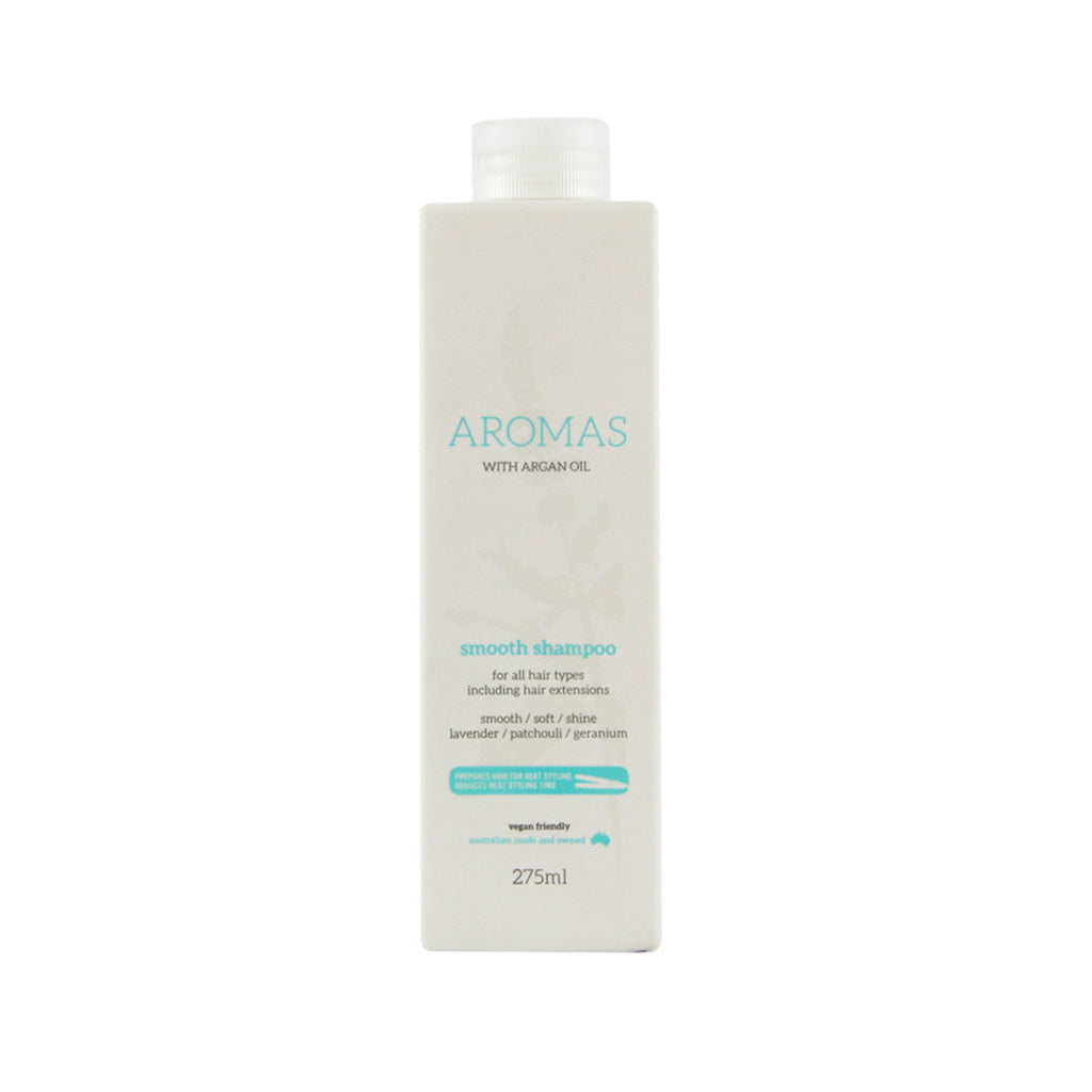 NAK Aromas Smooth Shampoo with Argan Oil - Haircare Superstore