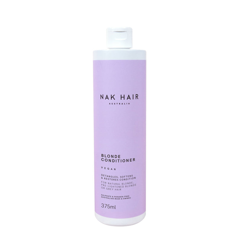 Nak Blonde Conditioner - Haircare Superstore