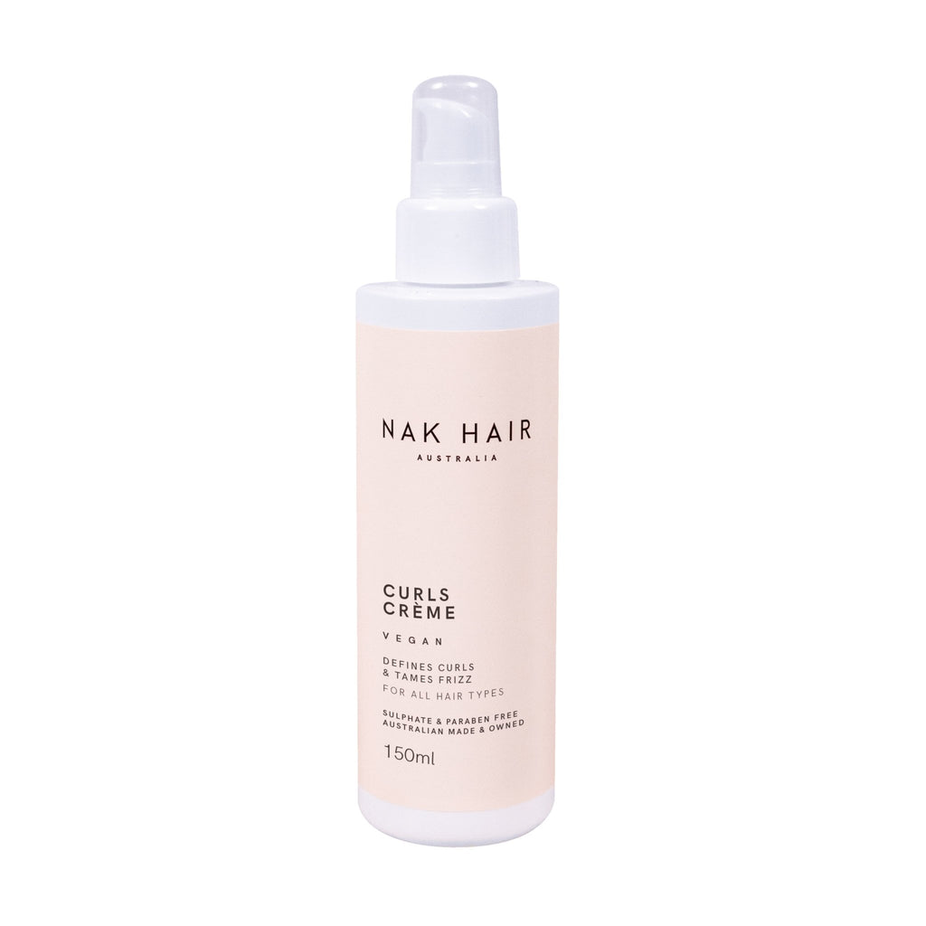 Nak Curls Styling Crème - Haircare Superstore