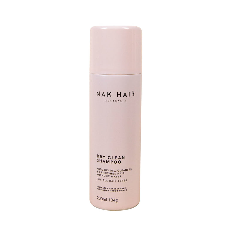 Nak Dry Clean Shampoo - Haircare Superstore