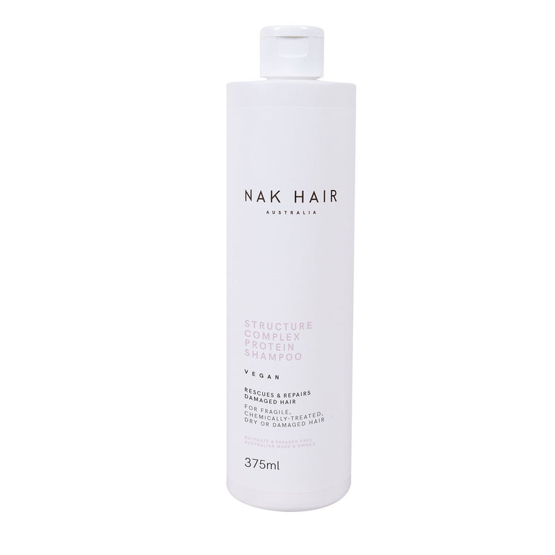 Nak Structure Complex Shampoo - Haircare Superstore