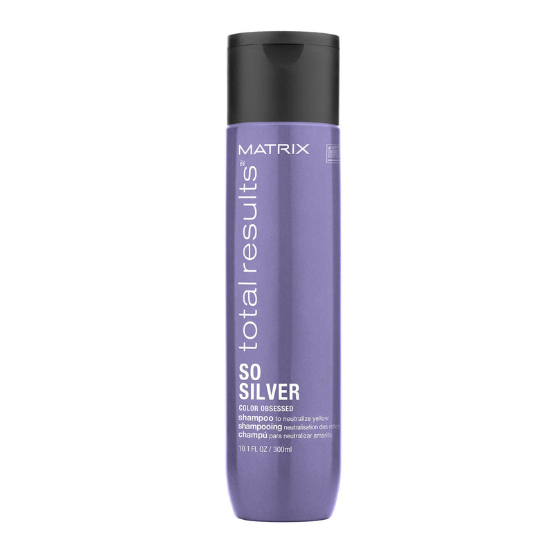 Total Results Color Obsessed So Silver Purple Shampoo - Haircare Superstore