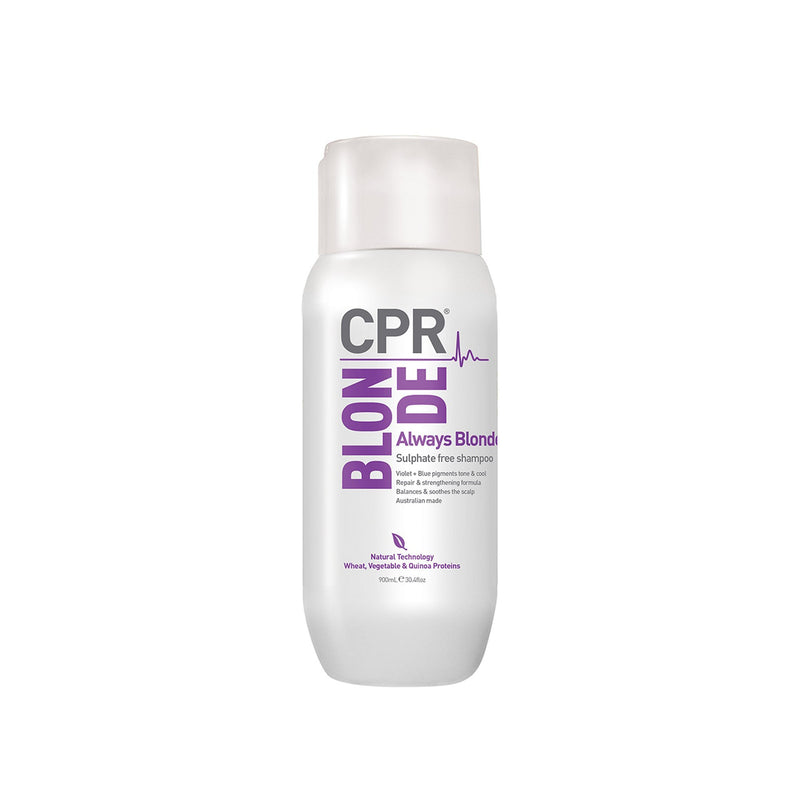 Vitafive CPR Always Blonde Shampoo - Haircare Superstore