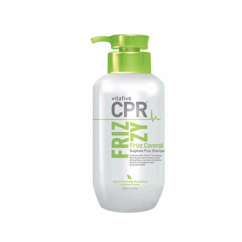 Vitafive CPR Frizz Control Smoothing Conditioner 900ml - Haircare Superstore