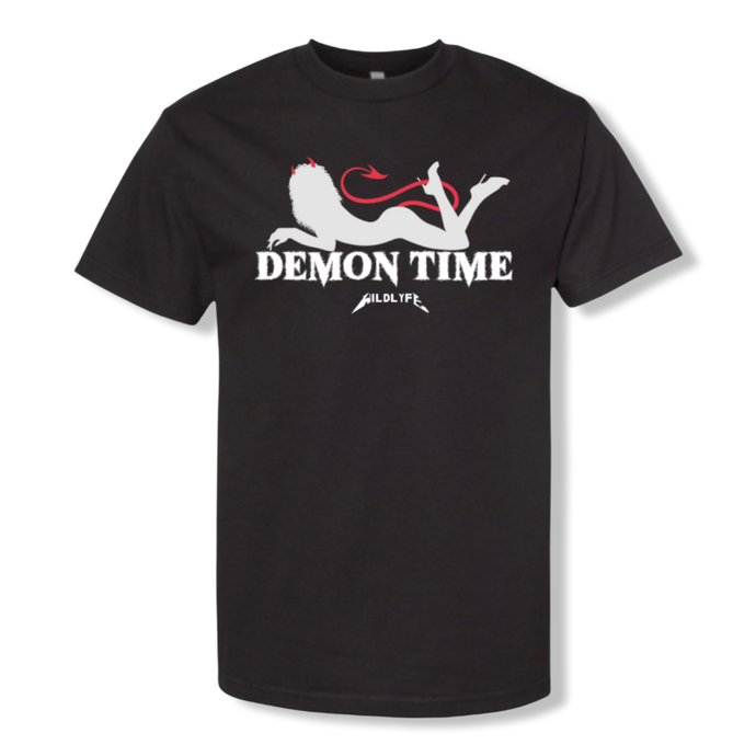 Demon Time Tee