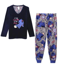 Load image into Gallery viewer, Eeyore Pajama Set
