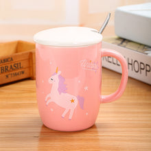 Load image into Gallery viewer, Unicorn Ceramic Cup