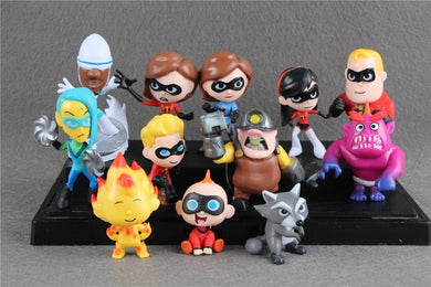 Incredibles 2 Toy Set