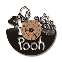 Load image into Gallery viewer, Handmade Winnie the Pooh & Piglet LED Clock