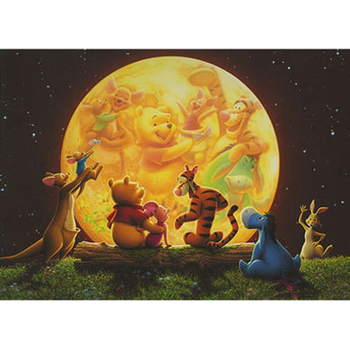Winnie the Pooh 5D Diy Diamond Painting Kit
