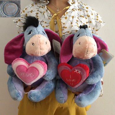 Original Stuffed Eeyore Donkey