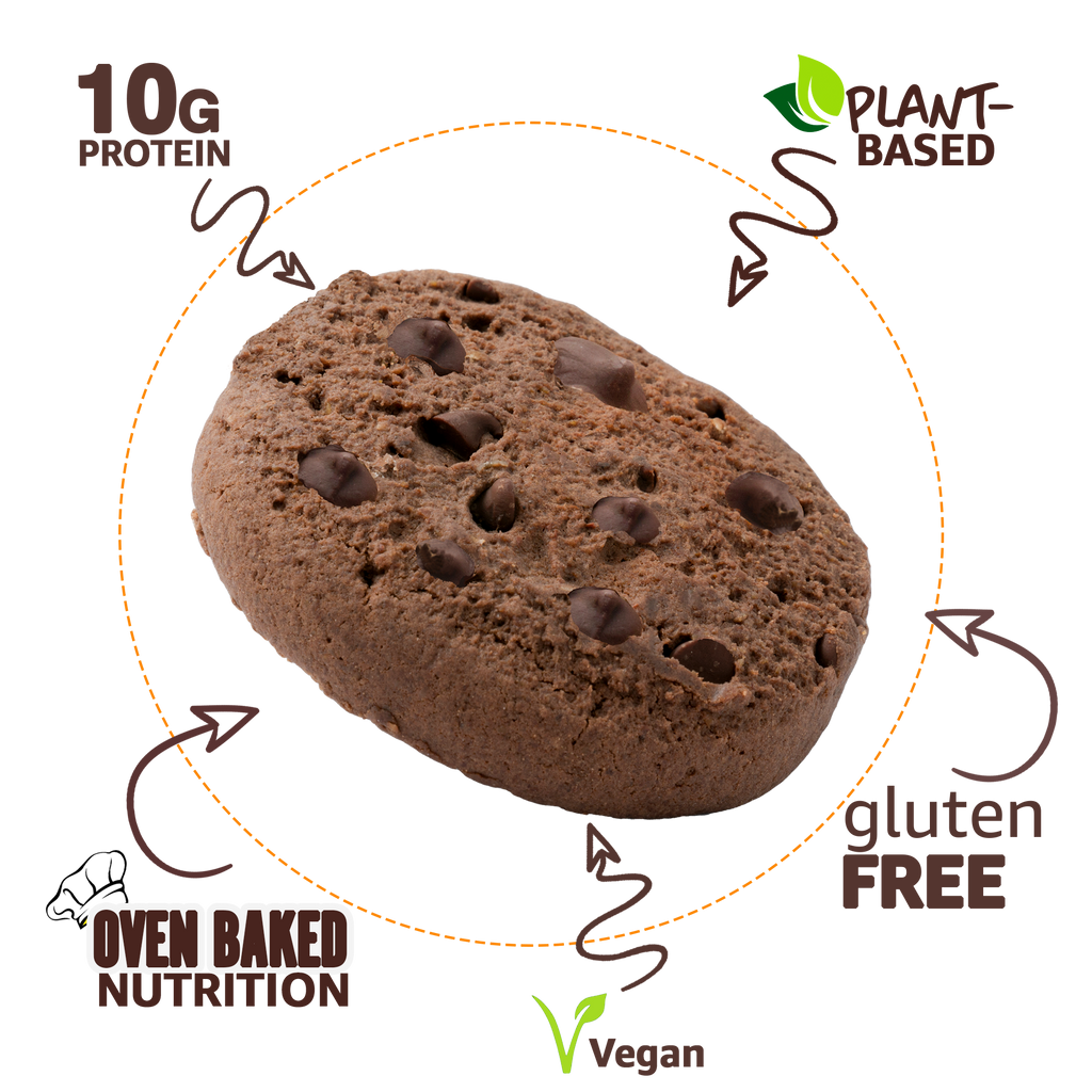 Vegan Protein Cookies Two Box Deal