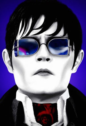 Dark Shadows Inspired Vampire Sunglasses are in!!!