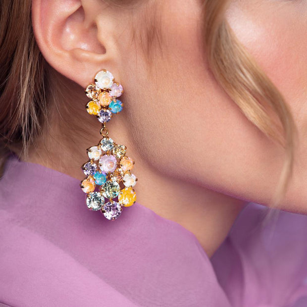 Celena Earrings / Bonbon Combo