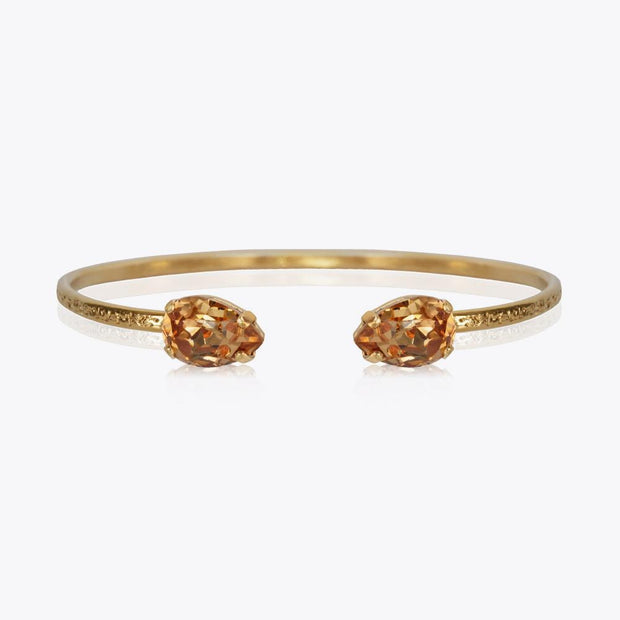 Caroline Svedbom - Petite Drop Bracelet Light Colorado Topaz Gold