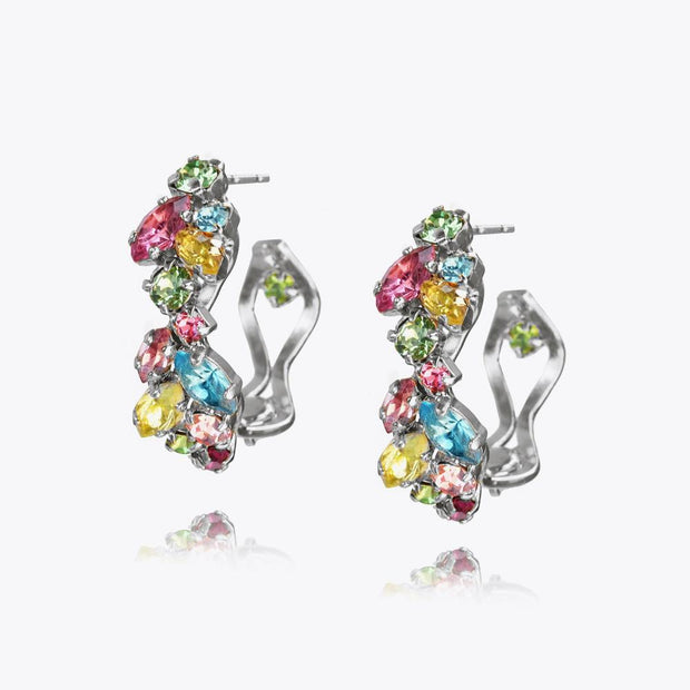 Caroline Svedbom - Stella Earrings Rainbow Combo Rhoidum